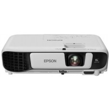 Epson EB-S41Проектор  (LCD, SVGA 800x600, 3300Lm, 15000:1, HDMI, USB, 1x2W speaker, lamp 10000hrs, WHITE, 2.5kg)