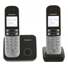 Беспроводной DECT телефон  Panasonic KX-TG6812RUB