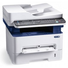 МФУ XEROX WorkCentre 3215 (A4, 26 стр/мин, 256Mb, факс, сетевой, WiFi, ADF, USB2.0)